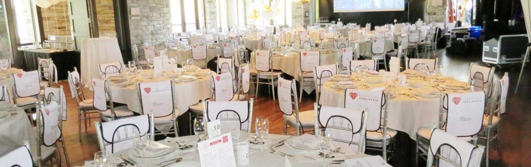 Lobster Evening 2nd edition – The Aubainerie Foundation raises $102,200